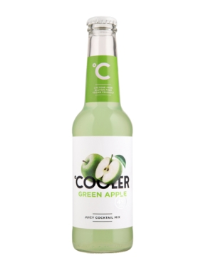 Cooler Green Apple