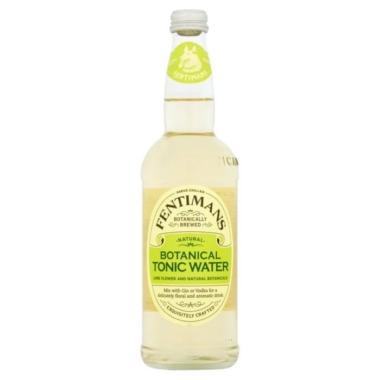 Herbal Tonic Water