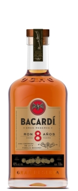 Bacardi 8 Anos