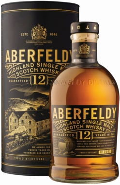 Aberfeldy 12 Y Single Malt
