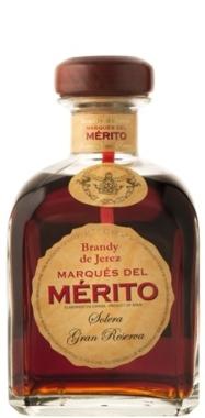 Brandy De Jerez Merito Solera Gran Reserva