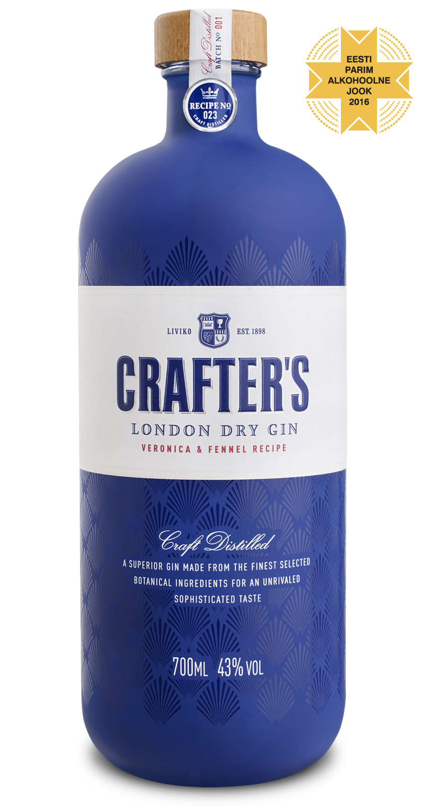 Crafters Gin