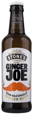 Stone's Ginger Joe Ginger Beer Non Alcoholic
