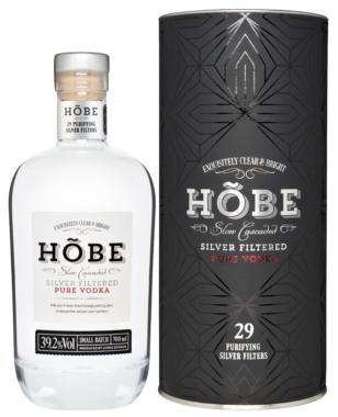 Hõbe Vodka Tuubis