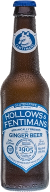 Hollows & Fentimans Ginger Beer