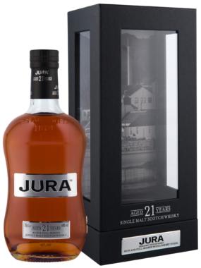 Isle Of Jura 21YO Single Malt