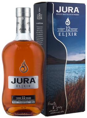 Isle of Jura Elixir 12 YO Single Malt