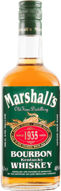 Marshal's Bourbon Whisky