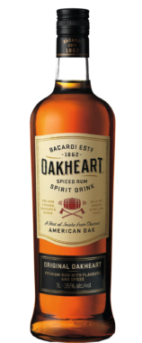 Oakheart Original Spiced