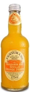 Mandarin and Seville Orange Jigger