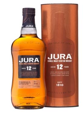 Jura 12 YO Single Malt
