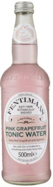 Pink Grapefruit Tonic Water