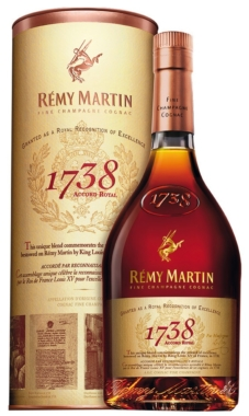 Remy Martin 1738 Royal Accord