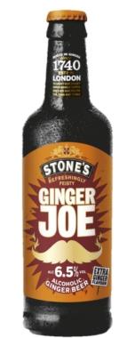 Stone´s Ginger Joe Ginger Beer Extra