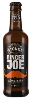 Stone's Ginger Joe Ginger Beer