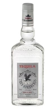 Tres Sombreros Tequila Silver