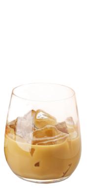 Vana Tallinn Cream with ice
