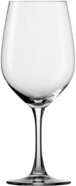 Punase veini klaas