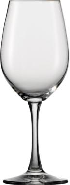 Valge veini klaas