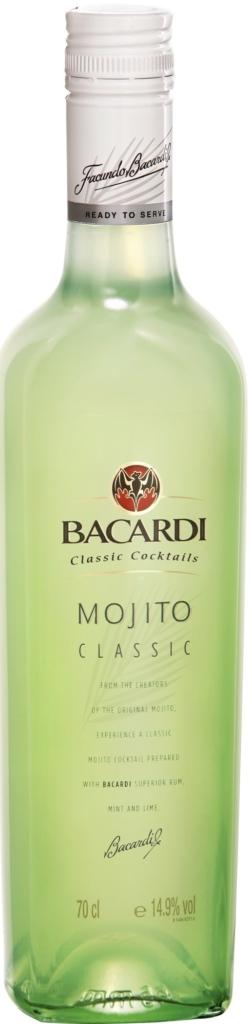 Bacardi Drinkki