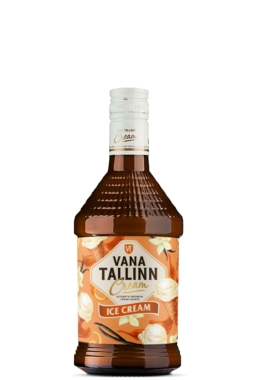 Vana Tallinn Ice Cream